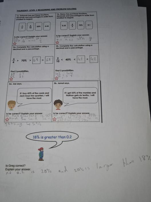 KP- Excellent reasoning! It's all correct!