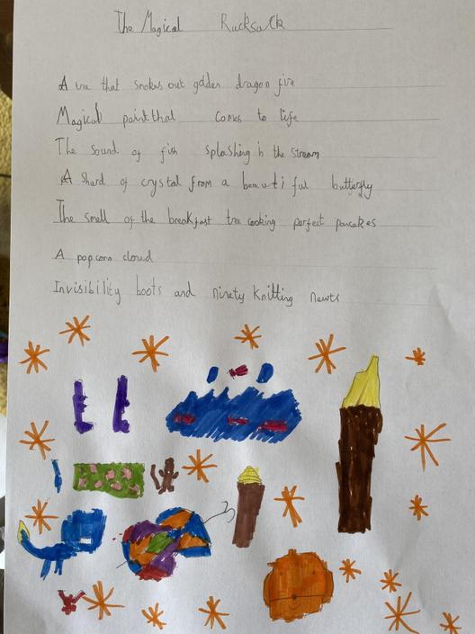 A wonderful poem and so beautifully illustrated!