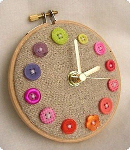 Crafty Clock