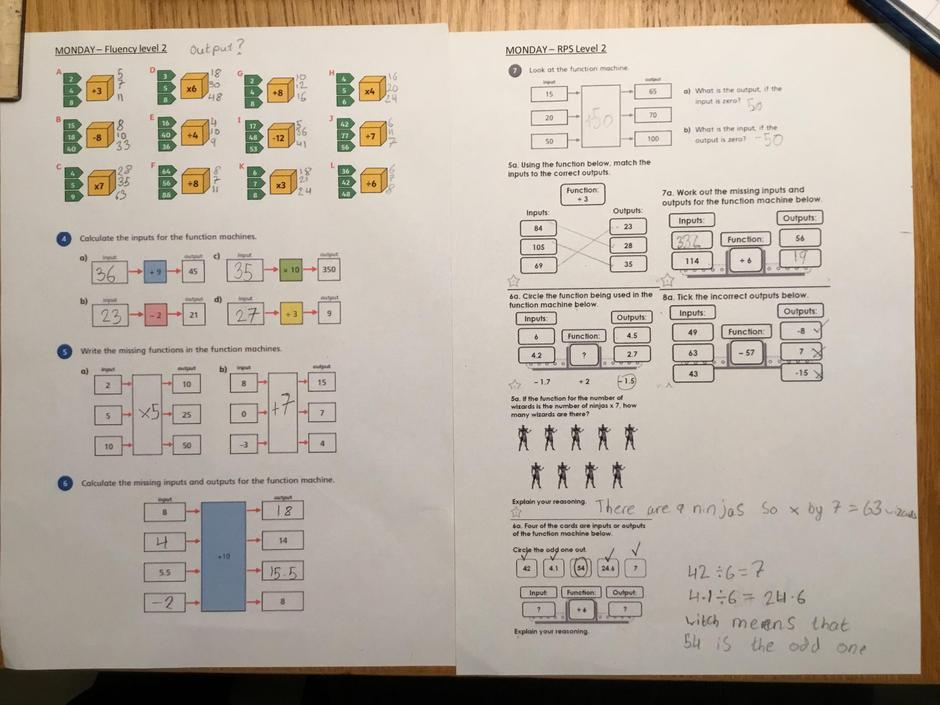 JS - Great work! I really like your explanations in the reasoning questions