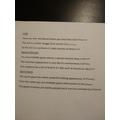 TS -fantastic range of topic sentences!