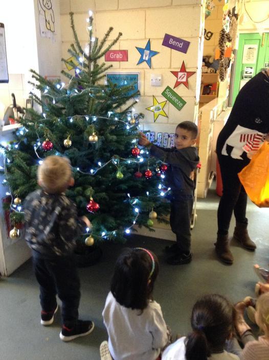 Trimming the Nursery tree