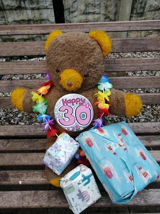 Happy Birthday Buster!