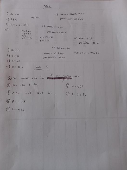 RW - great fluency practice