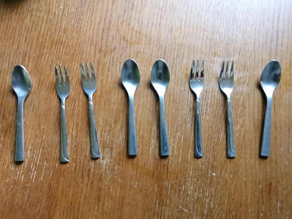 BAAB, BAAB or spoon, fork fork spoon