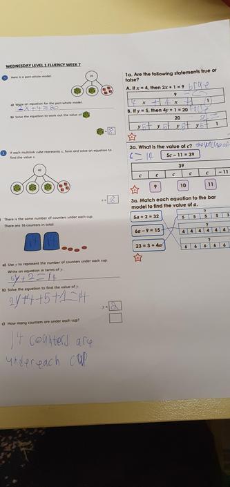 IL- Great algebra today!