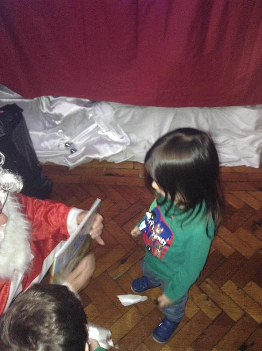 Receiving our gifts