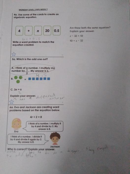 KP- Super reasoning!