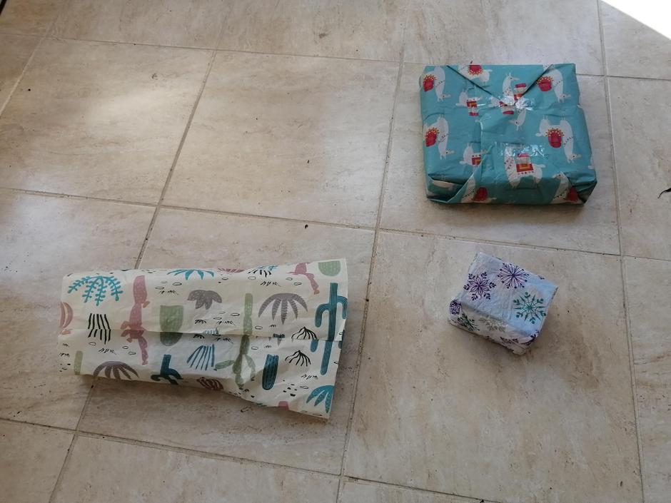 Wrap them up