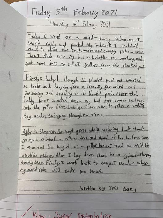 This jungle really does sound mind-blowing! Super writing!