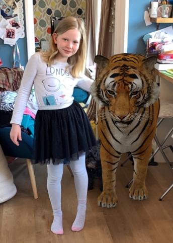 Taming a Tiger