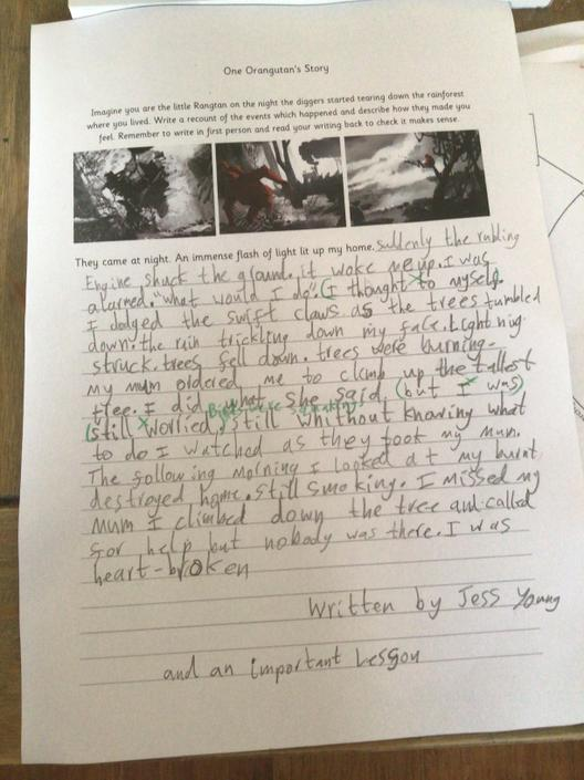 WOW! A brilliant recount. I LOVE your choice of verbs - dodged, tumbled - very effective!