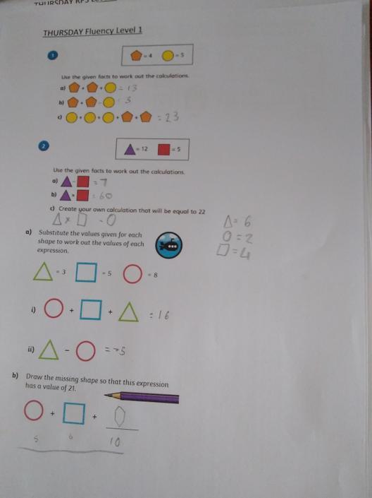 KP - you understood the symbols