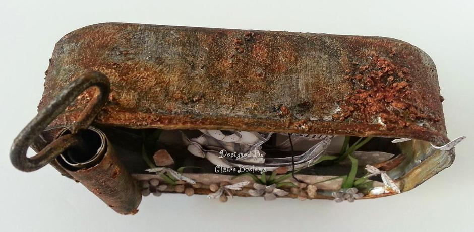 A Rusty Sardine Tin