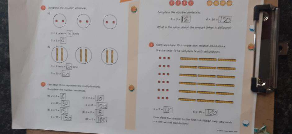Great multiplication!