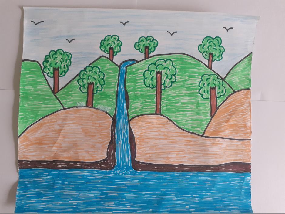 Raiyaan's Racing River