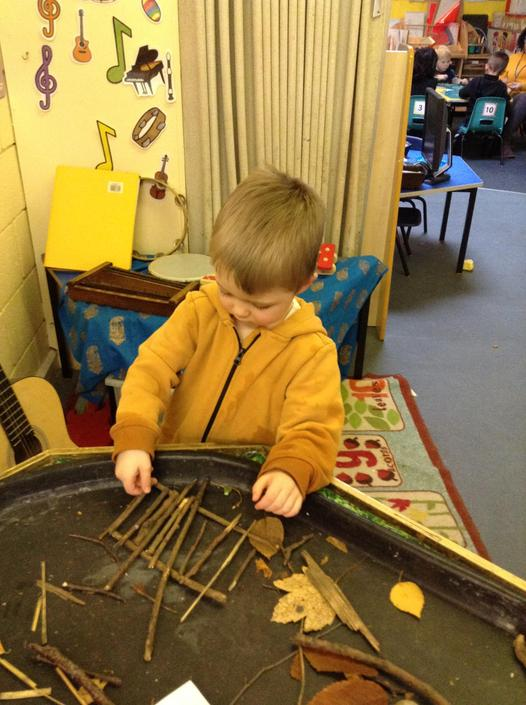 Making a bridge from The 3 Billy Goats Gruff