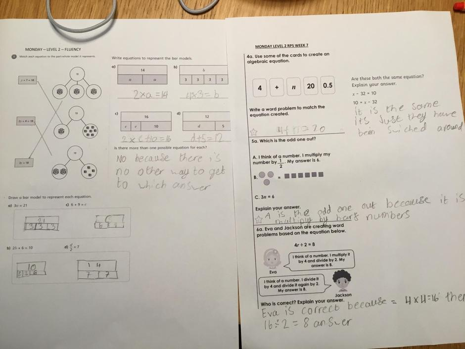 JS- Great understanding of equations! Remember its 4x not 4 x x