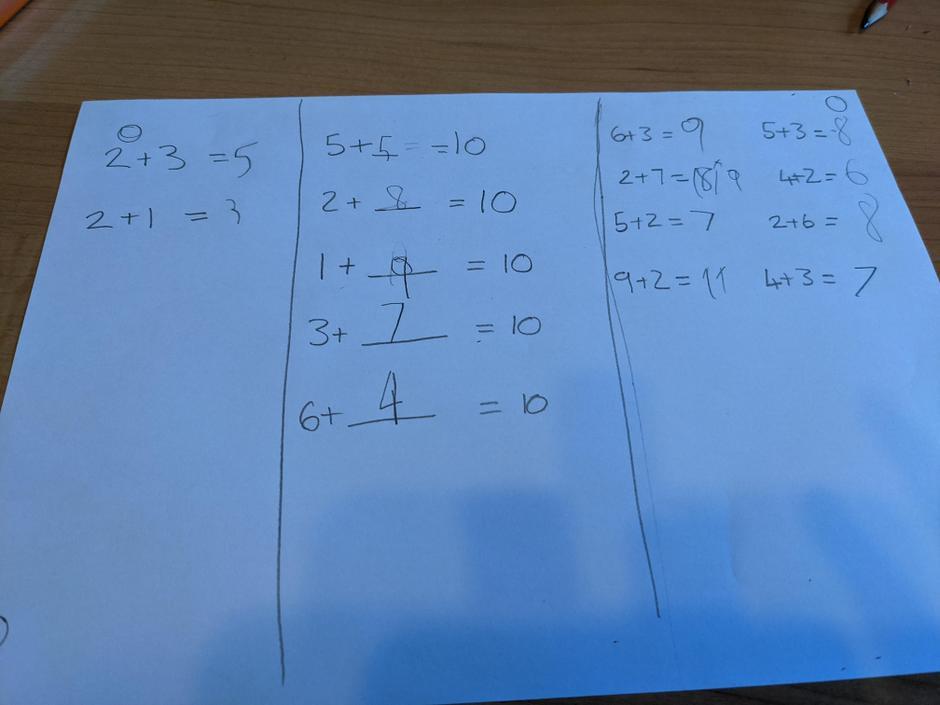 Speedy maths!