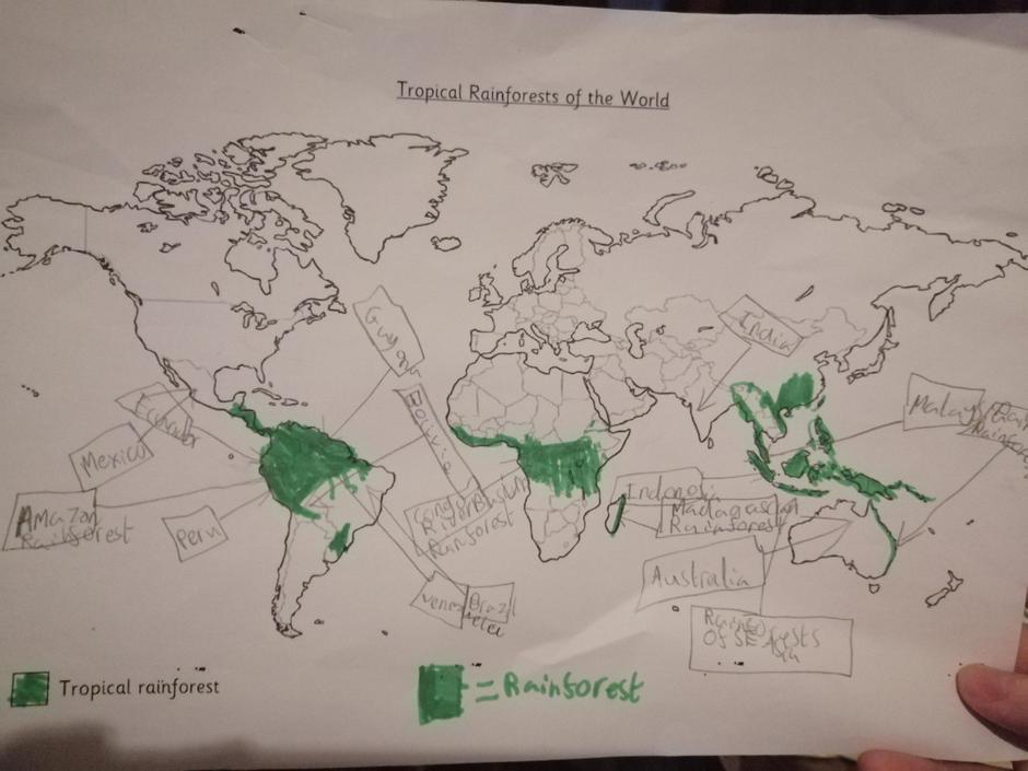 Super mapwork!
