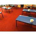 KS1 classroom example