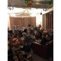 Christmas presents from Santa at High Borrans
