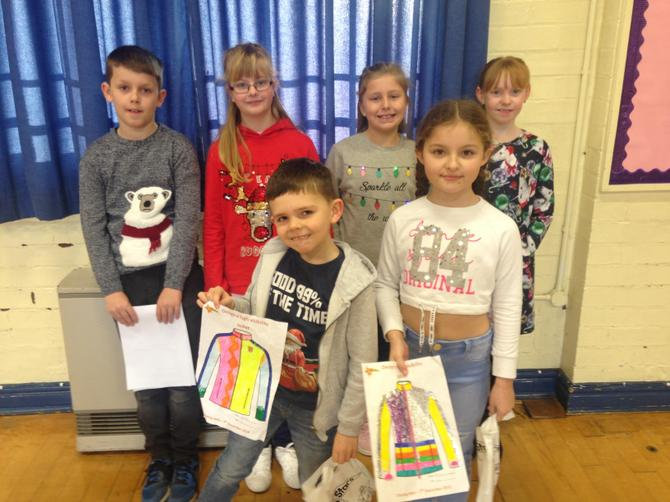 Year 2 Be Bright Be Seen Winners