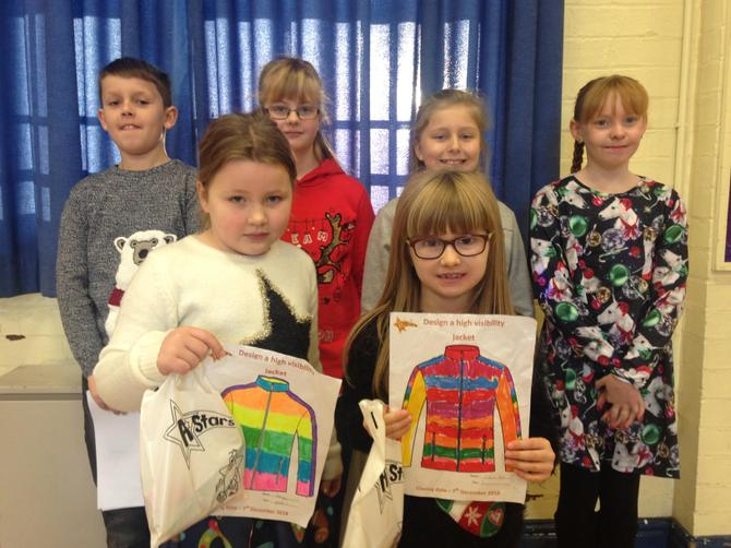 Year 1 Be Bright Be Seen Winners