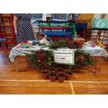 Gardening club stall