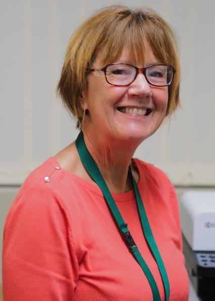 Carole Lupton: Site Maintenance