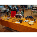 Local honey and honey products