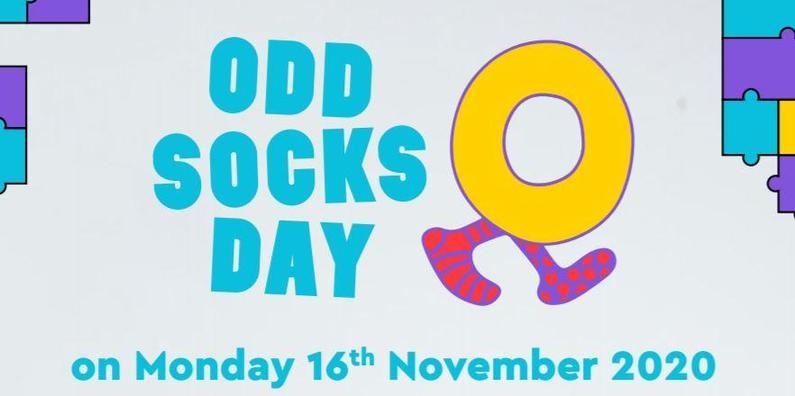 Odd Socks Day