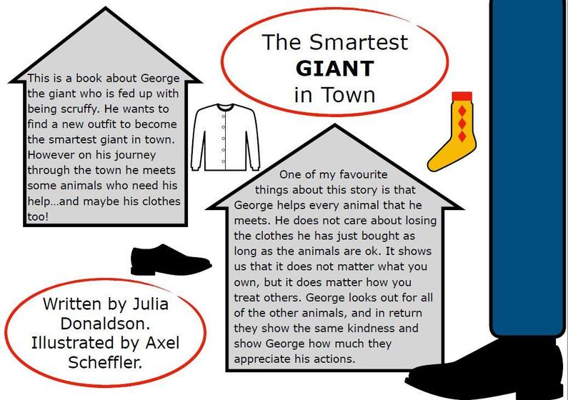 Smartest Giant in Town Review