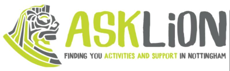 Ask Lion