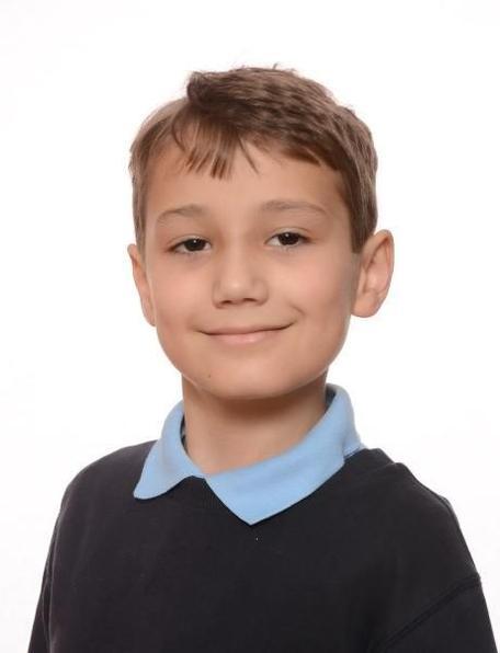 Alfie - Year 4