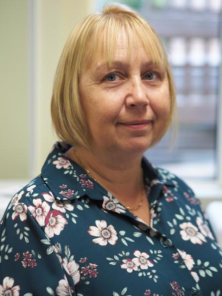 Deb Padmore: Teaching Assistant