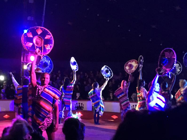 Year 4 Run Away to the Circus