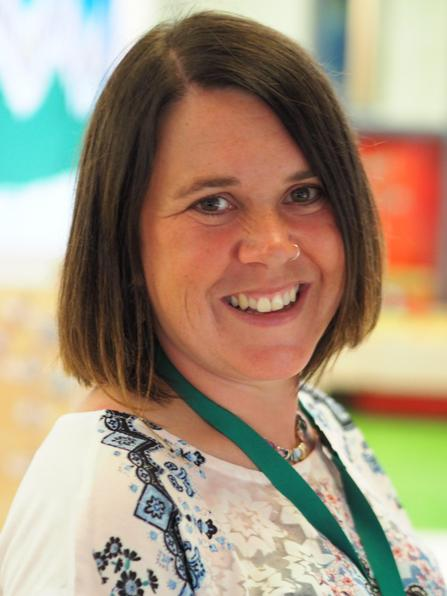 Sarah Wright:  F1 & F2 Teacher and Co Phase Leader