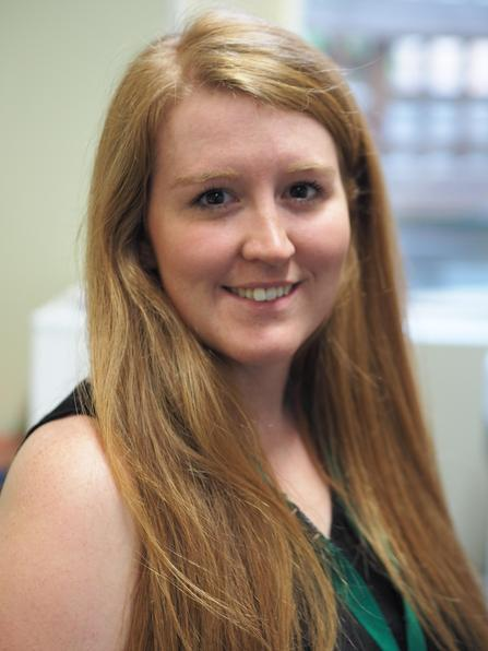Hannah Foote: Teaching Assistant (Mat Leave)