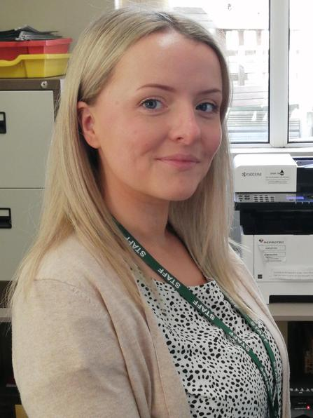 Louise Atherley: Office Administrator (Attendance)