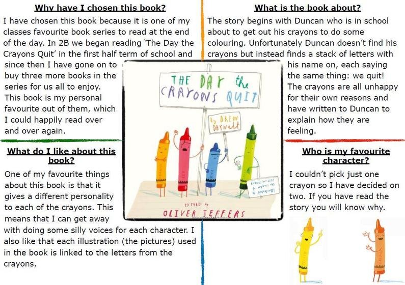 The Day the Crayons Quit review