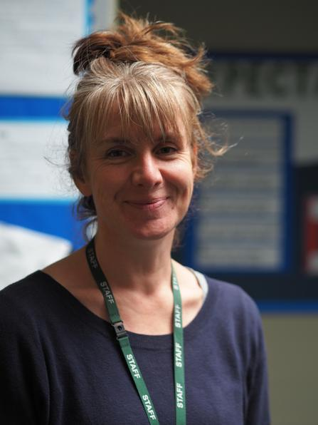 Sue Smalley: Teaching Assistant