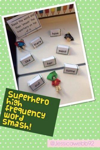 superhero smash!