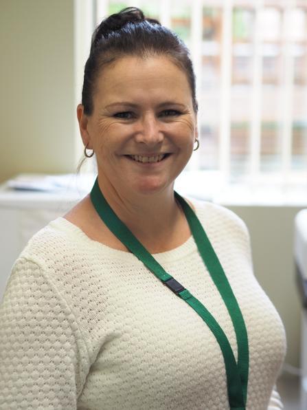 Jodie Burton: Family Support/DSL/Attendance