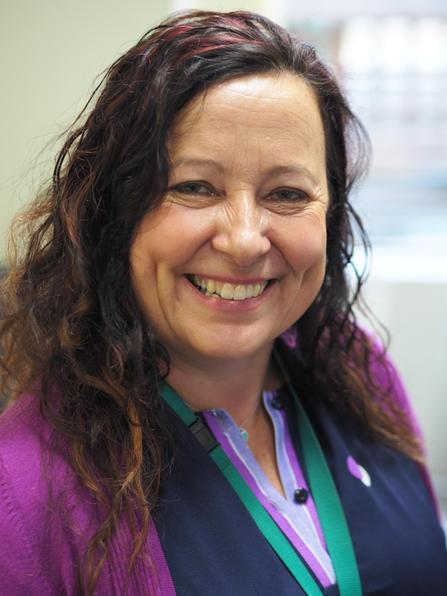 Jo Glover: Deputy Head Teacher