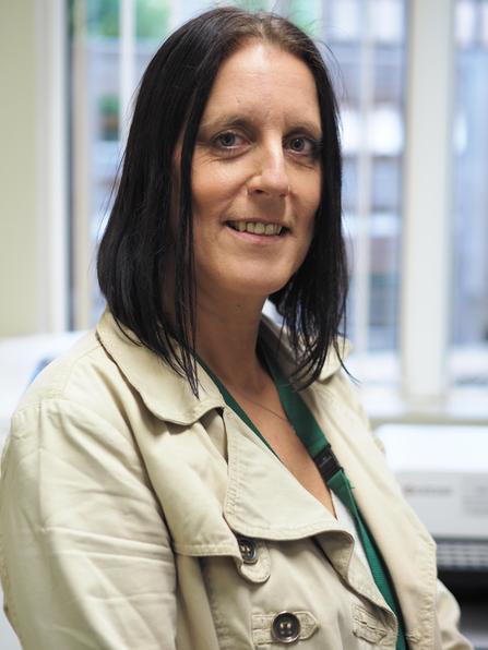 Dawn Hollingsworth: Teaching Assistant