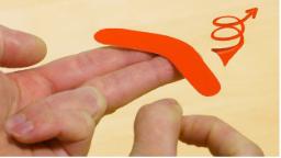 mini boomerang