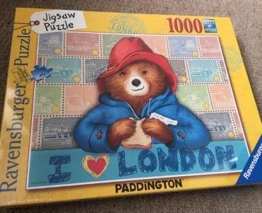Paddington Jigsaw Puzzle