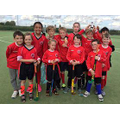 Our fantastic hockey players