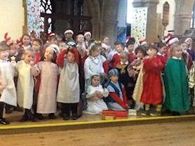 Beech Class Nativity.